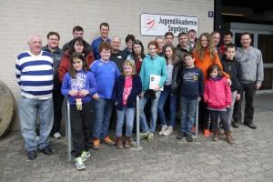 Sammlungsaufbauseminar Bad Segeberg April 2014 - wir waren dabei!