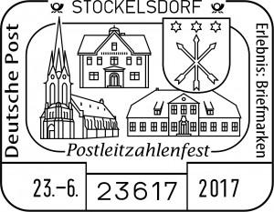 Sonderstempel Stodo PLZ- Fest
